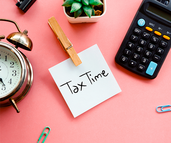 TAX TIME: What you need to know